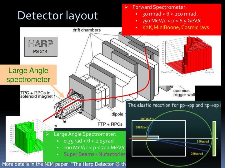 Forward Spectrometer:
