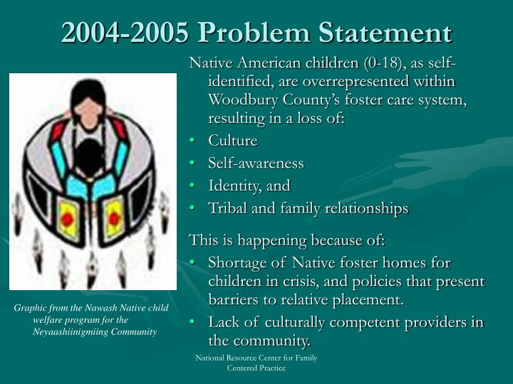 2004-2005 Problem Statement
