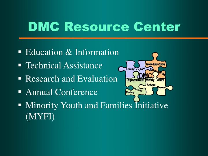 DMC Resource Center