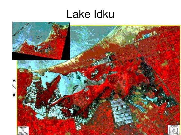 Lake Idku
