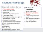 struktura hr strategije