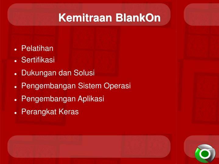 Kemitraan BlankOn