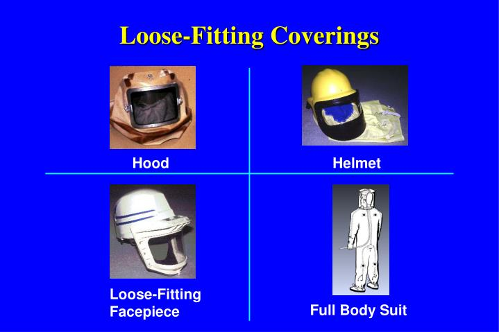 Loose-Fitting Coverings