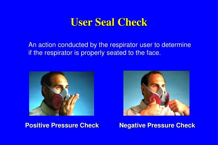 User Seal Check