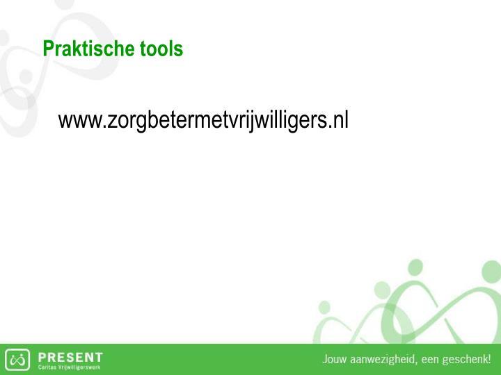 Praktische tools