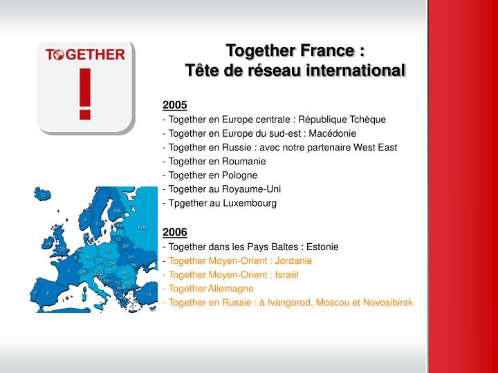 Together France :
