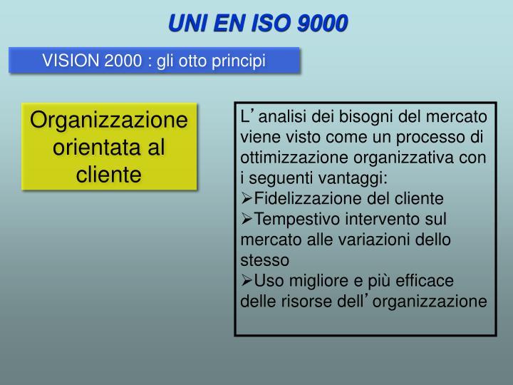 UNI EN ISO 9000