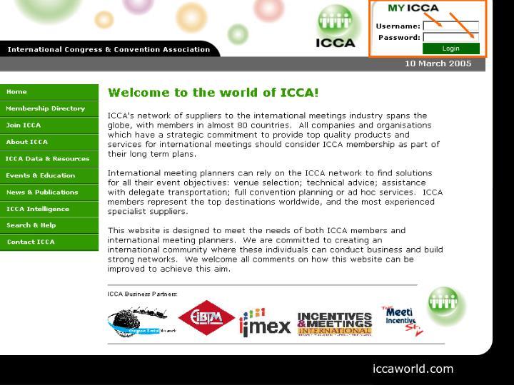 iccaworld.com