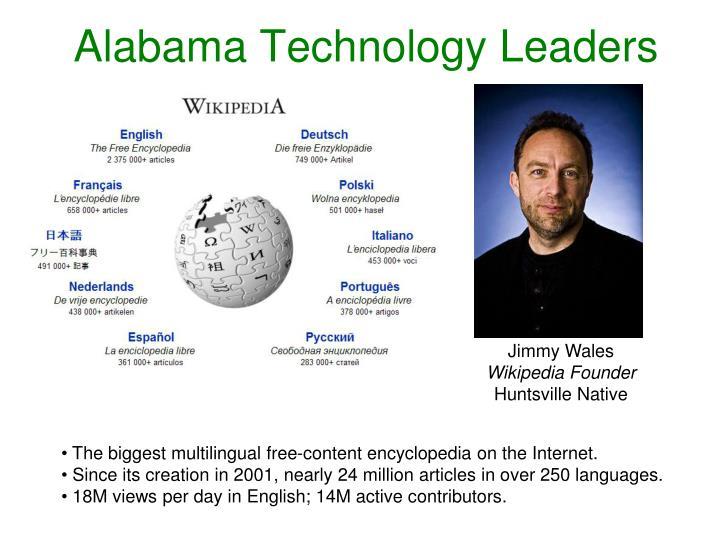 Alabama Technology Leaders