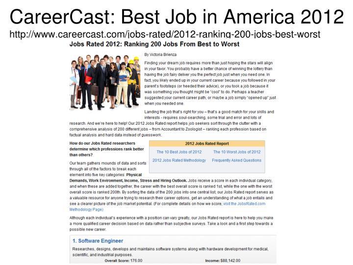 CareerCast