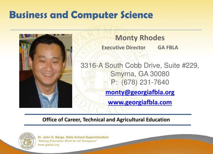 Monty Rhodes