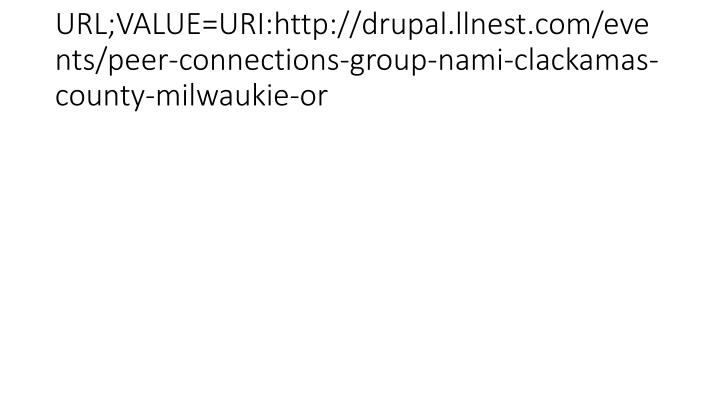 URL;VALUE=URI:http://drupal.llnest.com/events/peer-connections-group-nami-clackamas-county-milwaukie-or