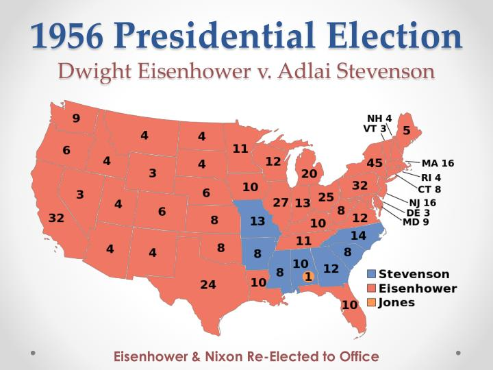 1956 Presidential Election