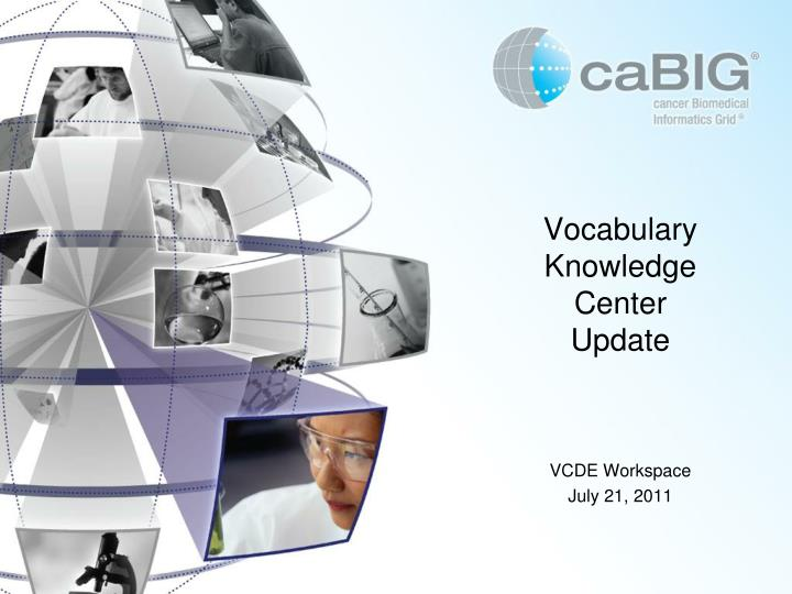Vocabulary Knowledge Center