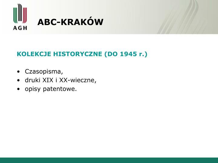 ABC-KRAKÓW