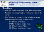 increasing integration to global trade2