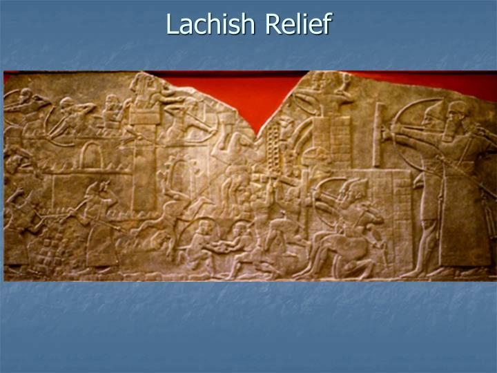 Lachish Relief