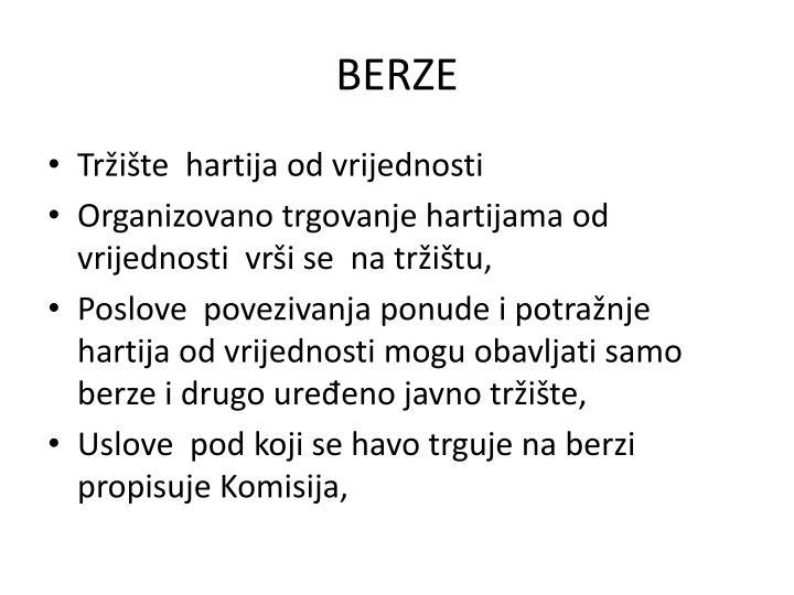 BERZE