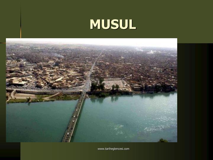 MUSUL