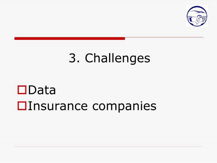 3. Challenges