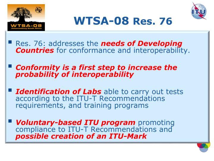 WTSA-08