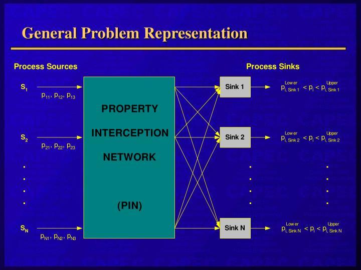General Problem Representation