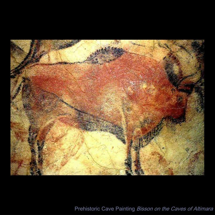 Prehistoric Cave Painting