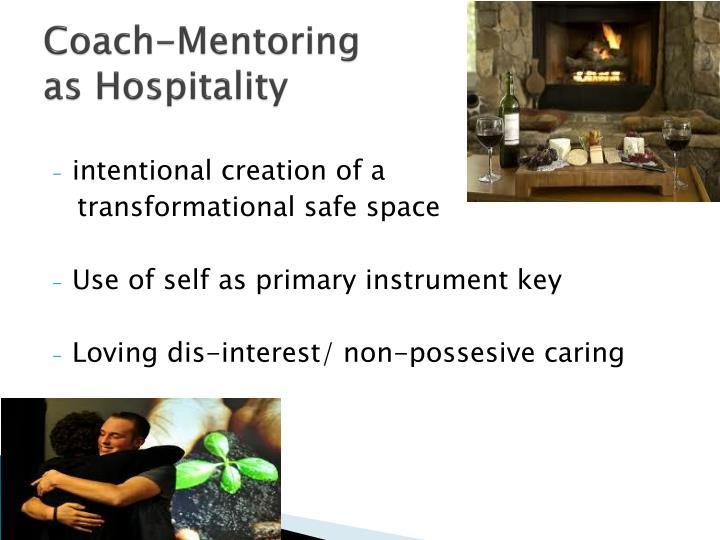 Coach-Mentoring