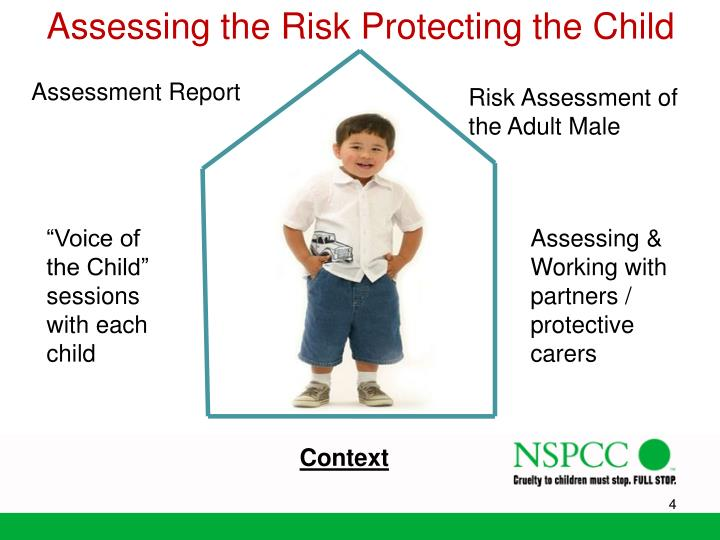 Assessing the Risk Protecting the Child