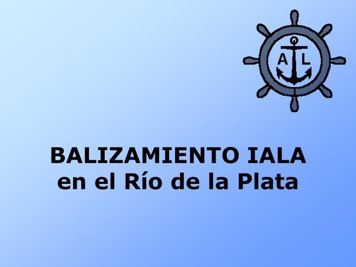 BALIZAMIENTO IALA
