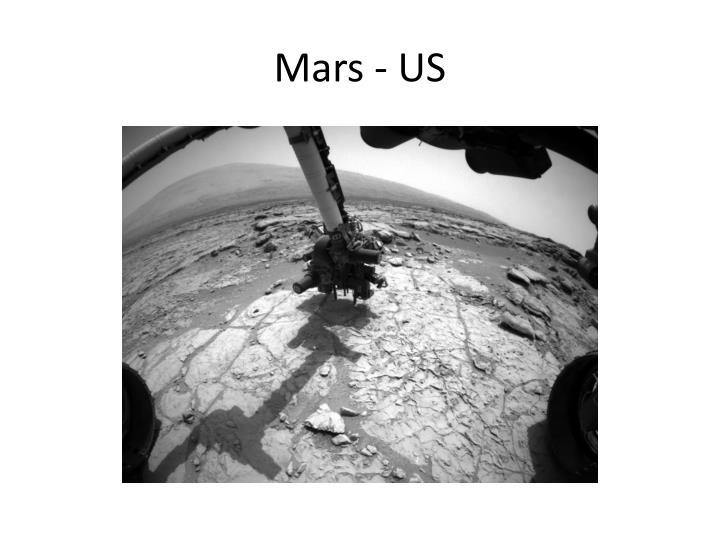 Mars - US