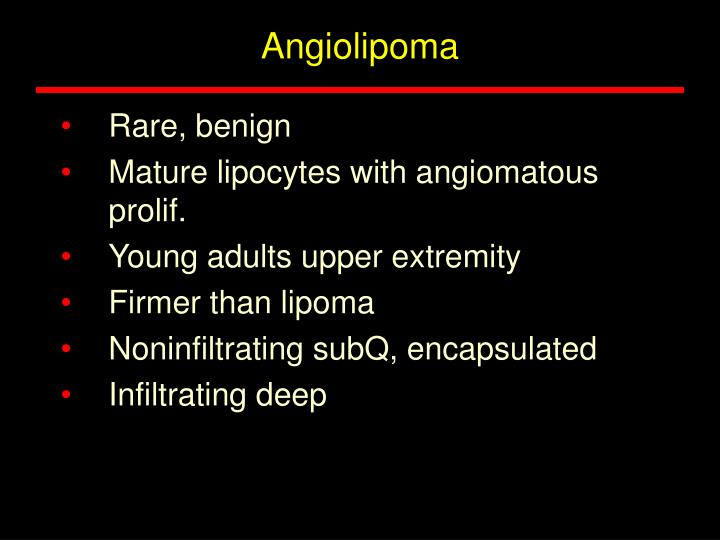 Angiolipoma