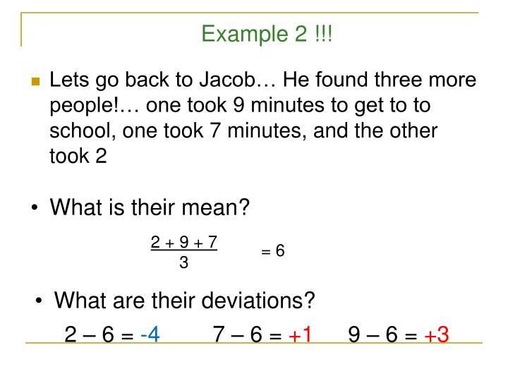 Example 2 !!!