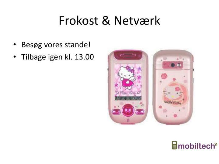 Frokost & Netværk