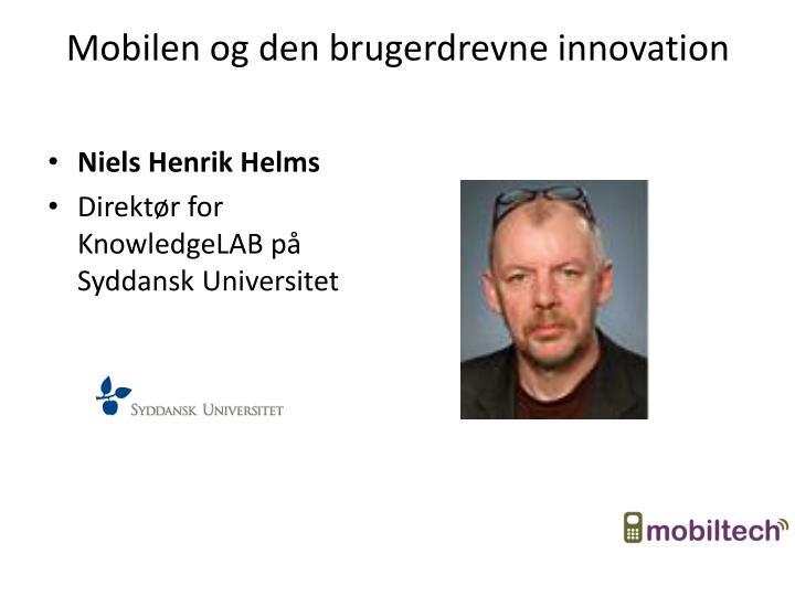 Mobilen og den brugerdrevne innovation