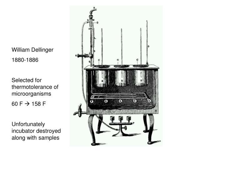 William Dellinger