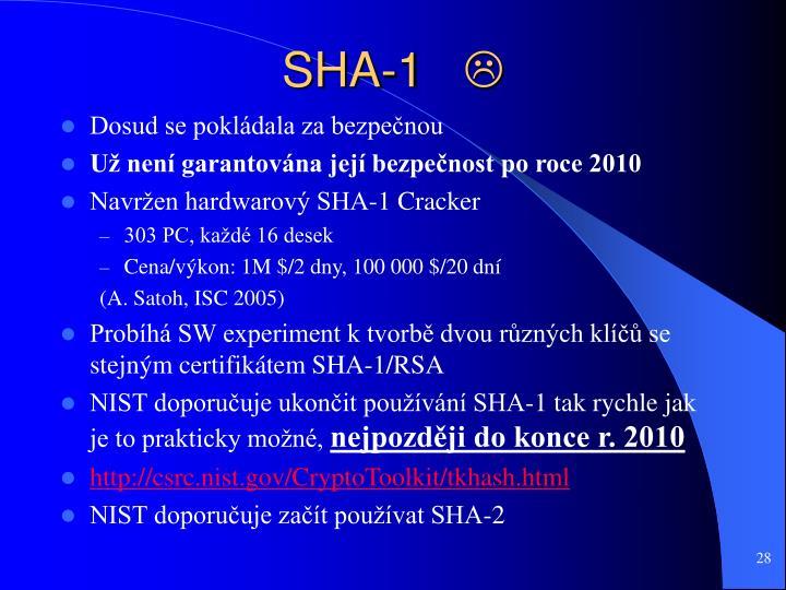 SHA-1