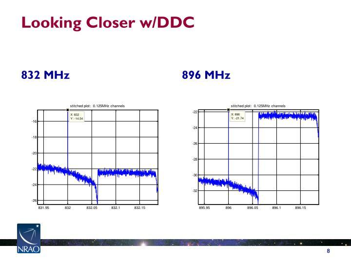 Looking Closer w/DDC
