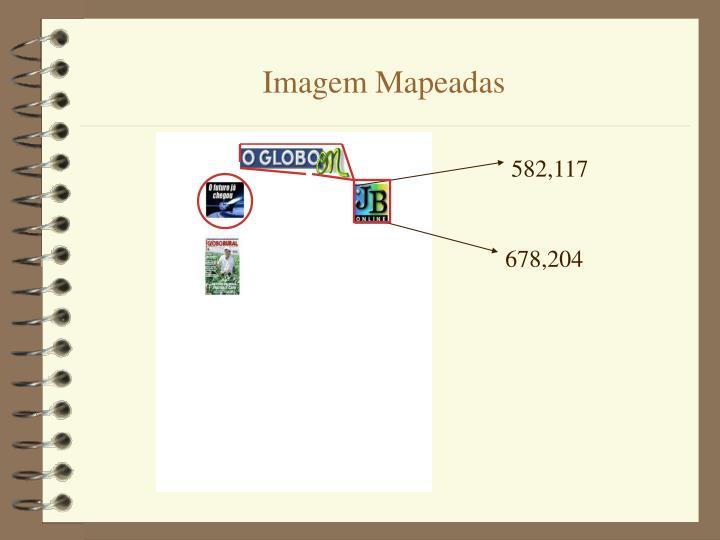 Imagem Mapeadas