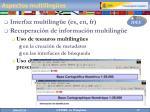aspectos multiling es