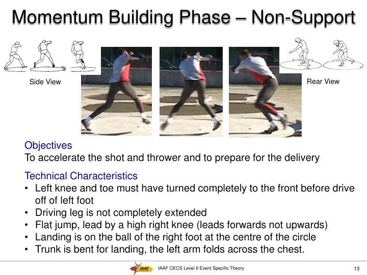 Momentum Building