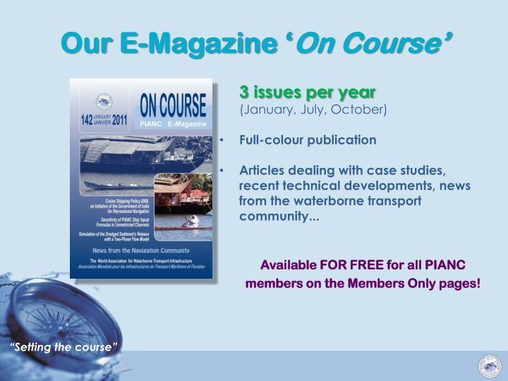 Our E-Magazine '