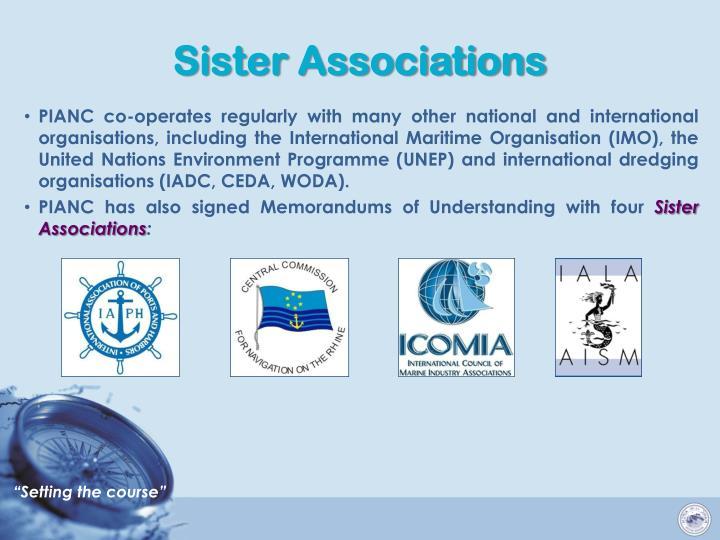 Sister Associations
