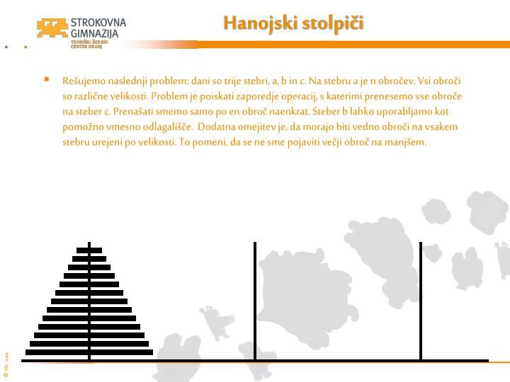Hanojski stolpiči