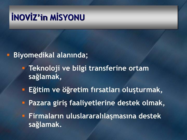 İNOVİZ'in
