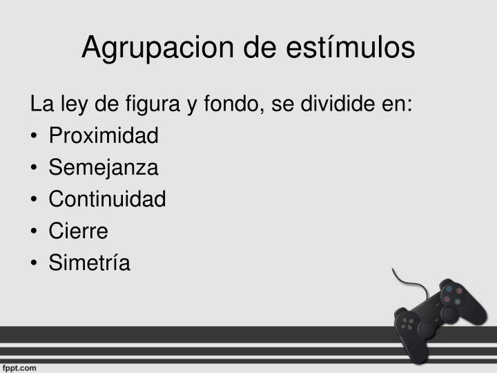 Agrupacion