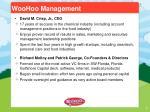 woohoo management