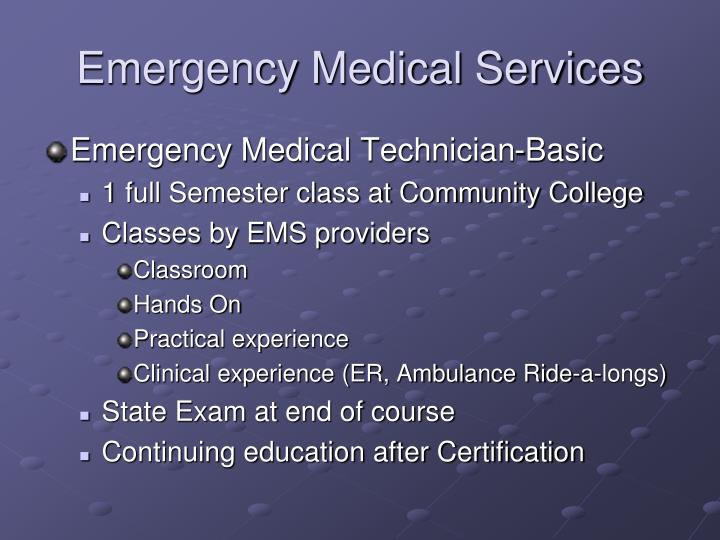 South Cook County EMSS