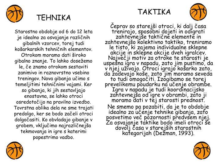 TEHNIKA