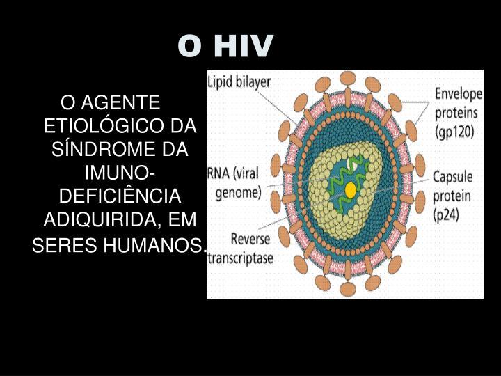 O HIV